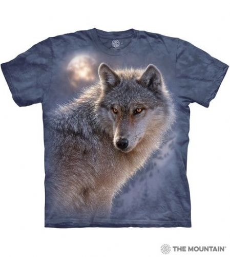 Adventure Wolf T-shirt | The Mountain®